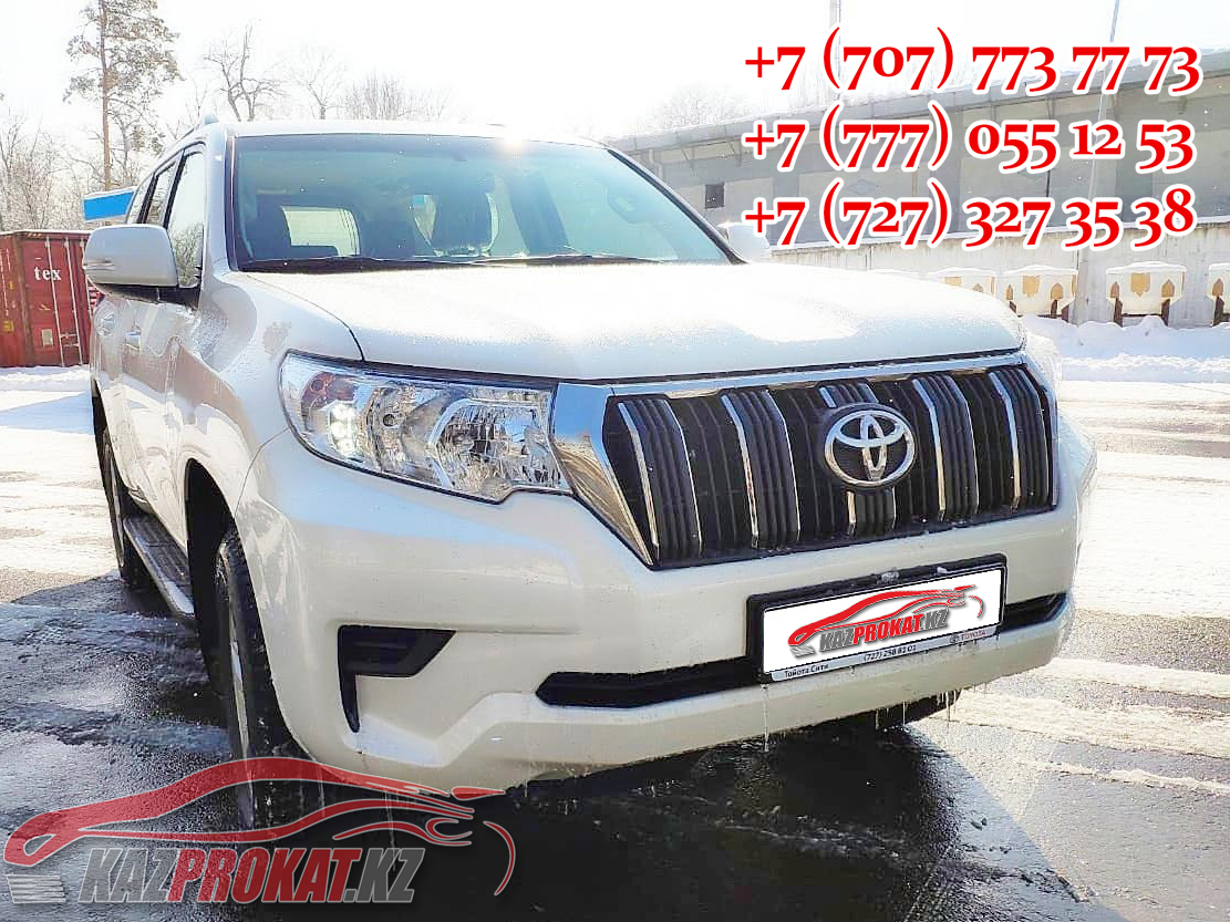 Toyota Land Cruiser Prado(2019)