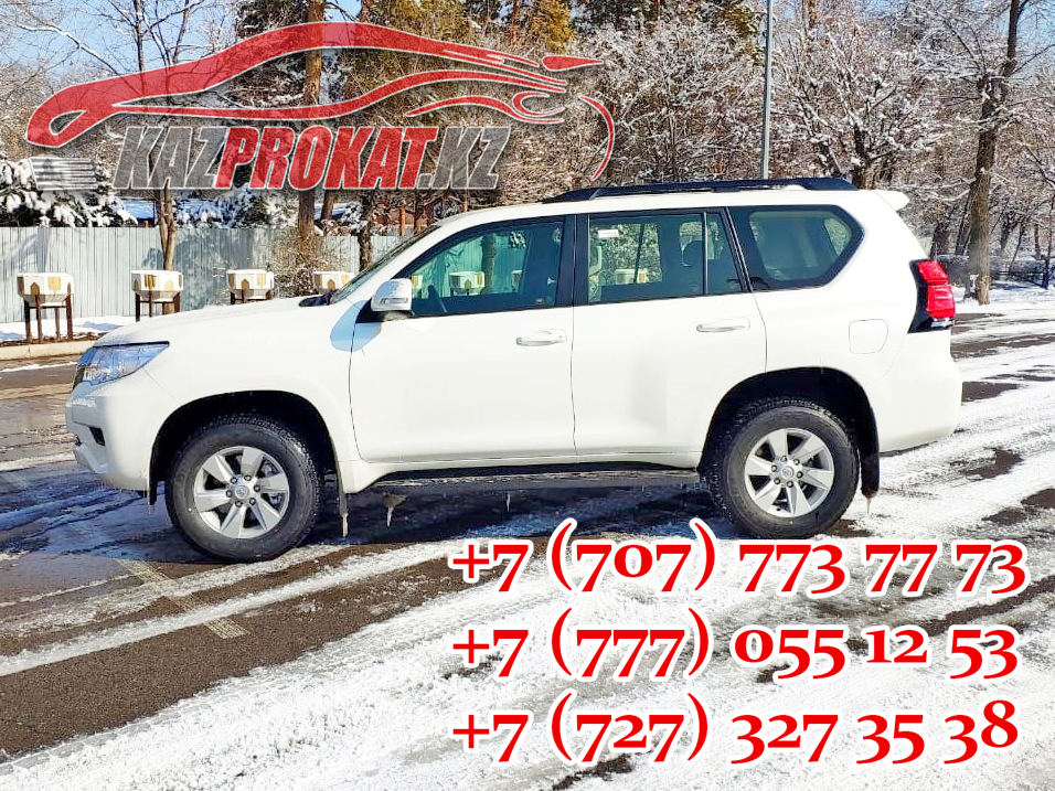 Toyota Land Cruiser Prado 2019